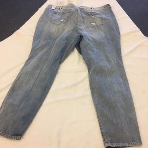 torrid Jeans - NWT Torrid 26W Deconstructed Skinny Jean